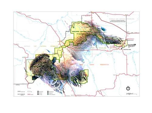 Badlands as Bison (Visualization)