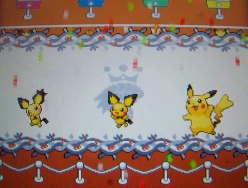 My Pichu-Pikachu Team
