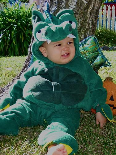 Kaya the Dragon