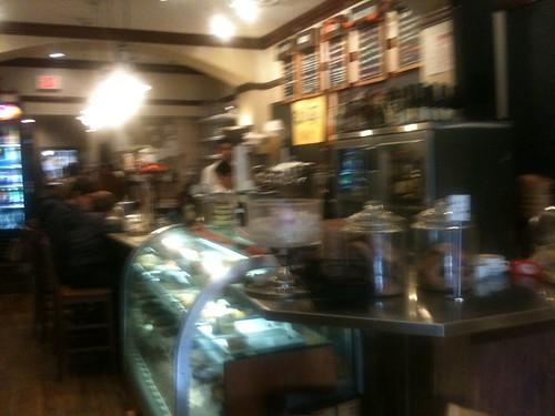 Taste café in Newton