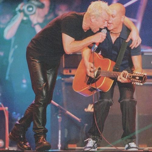 Jimmy and Johnny Rocking Hard, Adelaide GrandPrix Concert