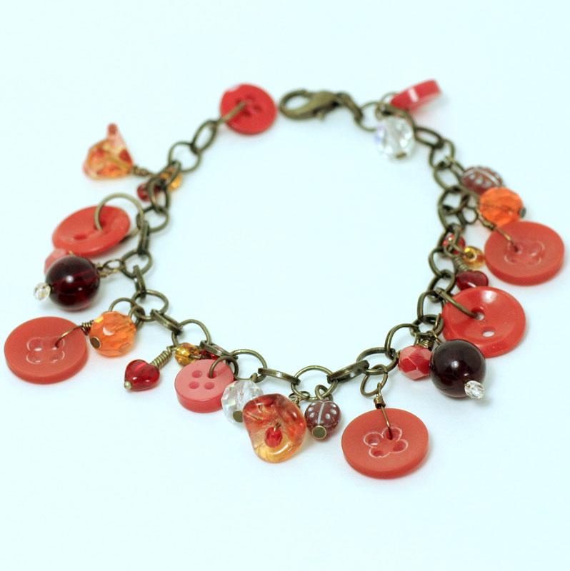 Love red bracelet #2