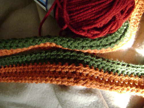 let the scarf begin