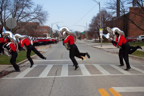 Sousaphone March