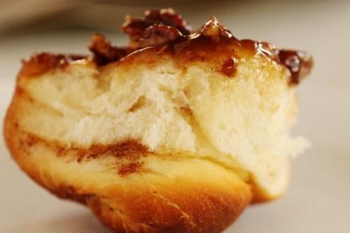 caramel pecan sticky buns