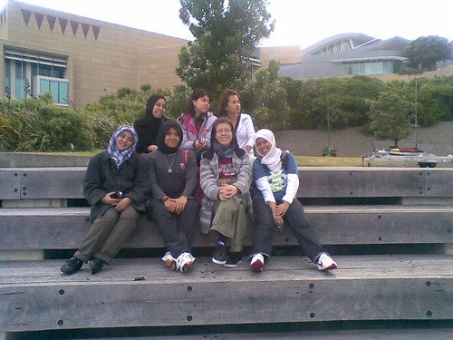 Touring Wellington