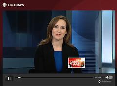 Amanda Lang @ CBC Lang and O'Leary Exchange