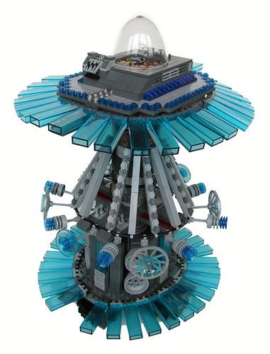 LEGO Spatlantis station Erdbeereis1