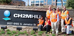 CH2M HILL is the largest firm in the heritage compliance sector