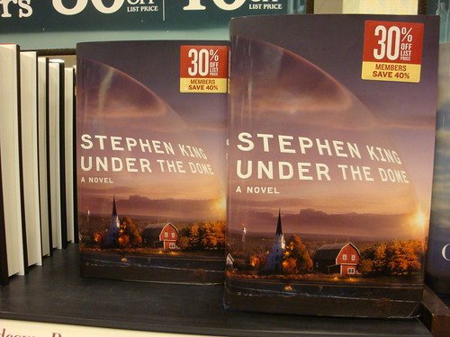 Stephen Kings Under The Dome book