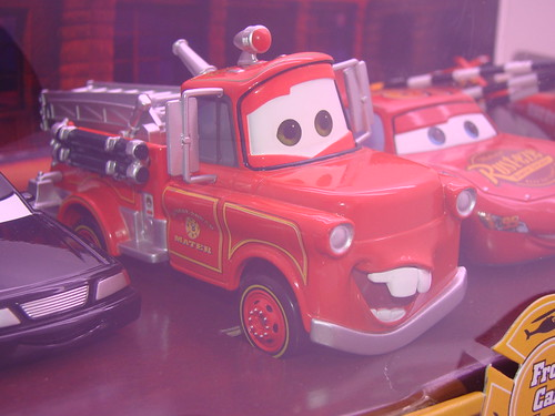 disney store CARS rescue squad mater 4 pc set (8)