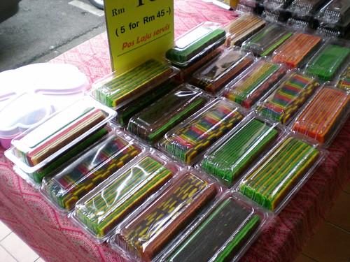 Kek lapis Sarawak Kuching
