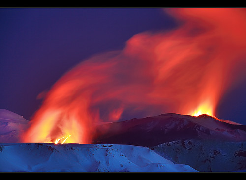 uitbarsting IJsland