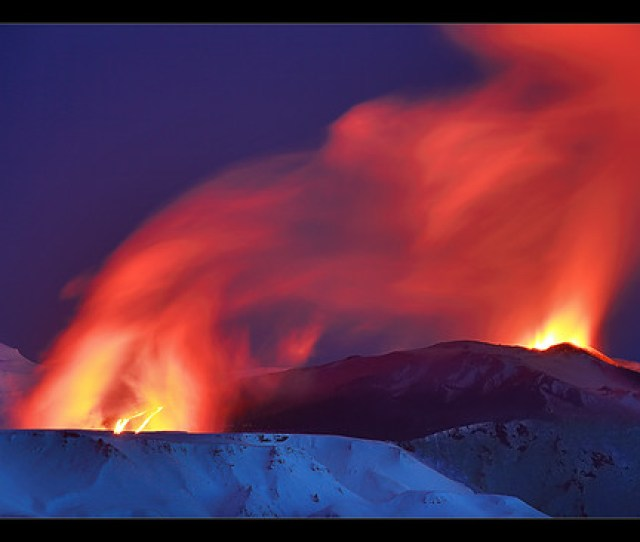 Eyjafjallajokull The Icelandic Volcano In Action Europeish Com Europe Travel Blog Capturing The Beauty Of A Continent