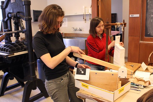 Coptic Bookbinding Workshop