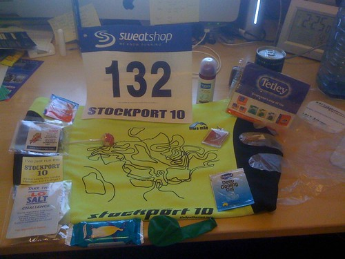 Stockport 10 - The Goodie Bag