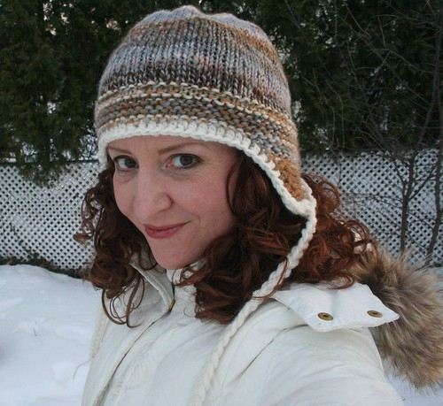 knitted: Handspun Thorpe III