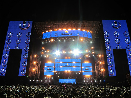 The Ultra Main Stage