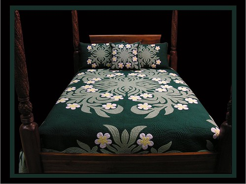 Kenui Quilts Bedspread that I Can't Afford
