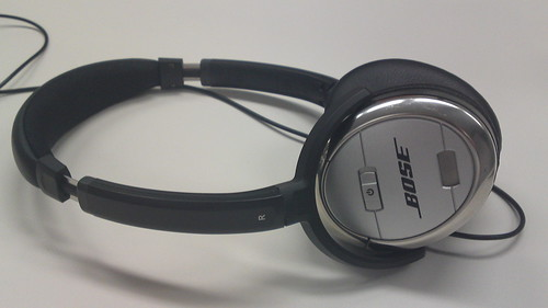 Bose Quiet Comfort 3 (QC3)