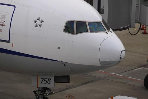 ANA B777-300(JA756A)