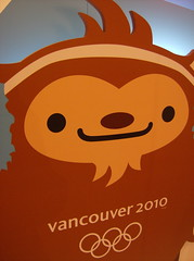 2010 VANCOUVER WINTER OLYMPIC GAMES | CUTE QUATCHI