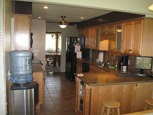 Kitchen - 4-12-10