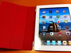 iPad2に近づけると、 ほら、くっついた!