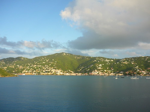 Arriving to St Thomas