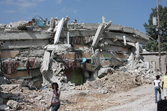 Port au Prince, Haiti Earthquake 2010