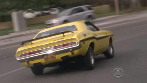 Gibbs's car