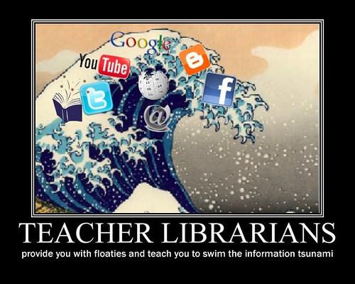 Tsunami of Information