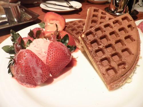 米朗琪_草莓冰淇琳鬆餅3