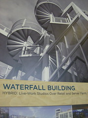 WATERFALL BUILDING PANEL
