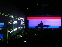 Carsten Nicolai at Yugong Yishan Club