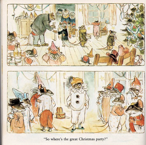 Image result for Ernest and Celestine, Merry Christmas