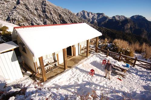 Snow mountain - 雪山