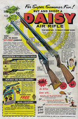 Vintage Ad #1,057: Who Wants a Daisy Red Ryder...