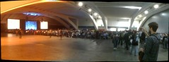 Panorama of #Drupalcon keynote