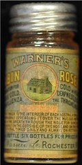 Warner's Log Cabin Rose Cream