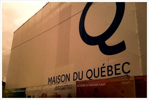 Quebec House - Maison Quebec #van2010