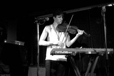 Owen Pallett @ the Black Sheep Inn