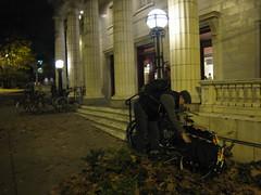 Unlocking at Town Hall