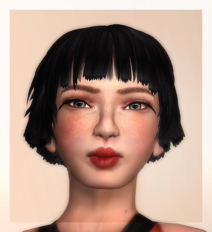 closeupColette redlips