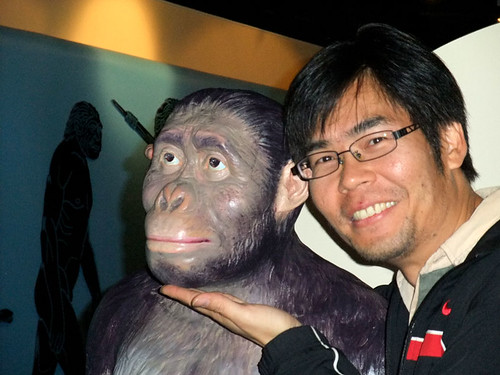ahji monkey