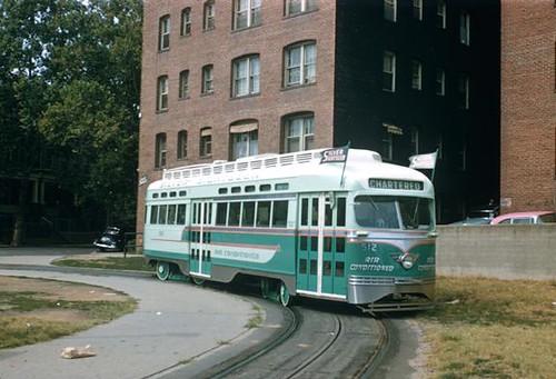 Streetcar turn around 11th and Monroe