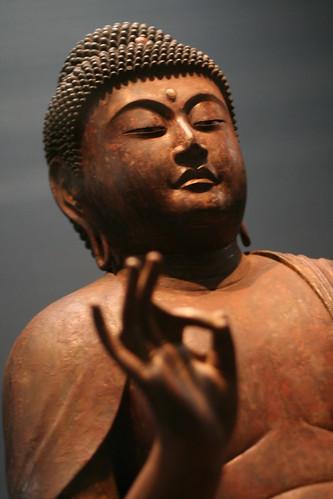 Buddha Statue, Tokyo National Museum