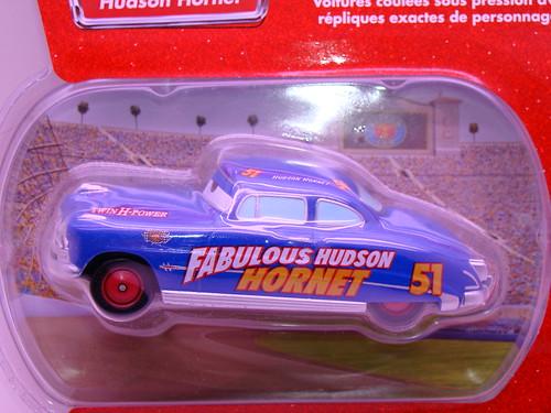 disney store CARS fabulous hudson hornet (1)