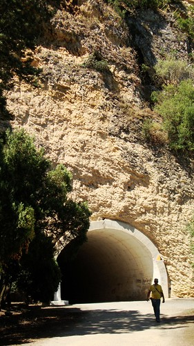 Tunel de la angostura de Bornos