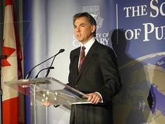 minister jim prentice in Calgary